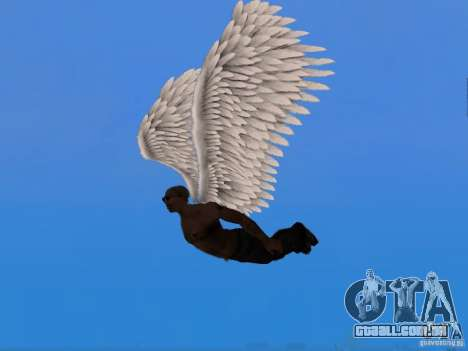 Wings para GTA San Andreas
