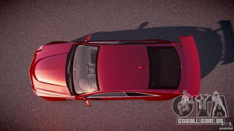 Cadillac CTS-V Coupe para GTA 4 vista direita