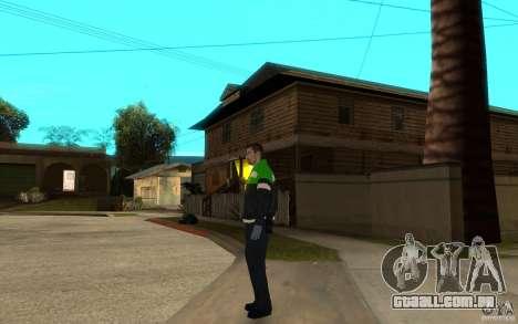 Ambulância russo para GTA San Andreas segunda tela