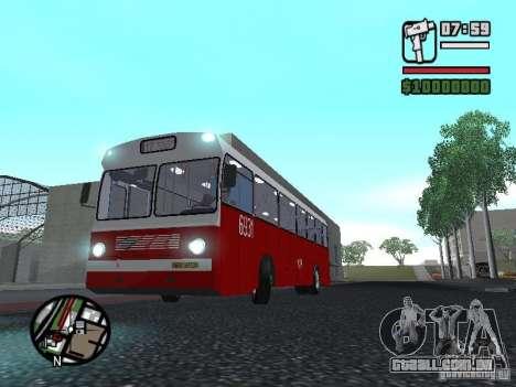 Ikarus Ik4 para GTA San Andreas