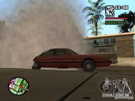 Overdose effects V1.3 para GTA San Andreas décimo tela