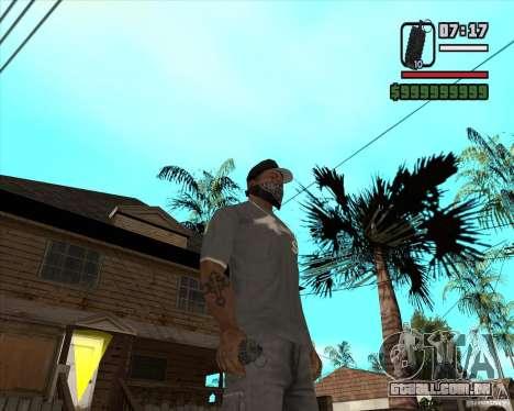 Romã de Xenus 2 para GTA San Andreas