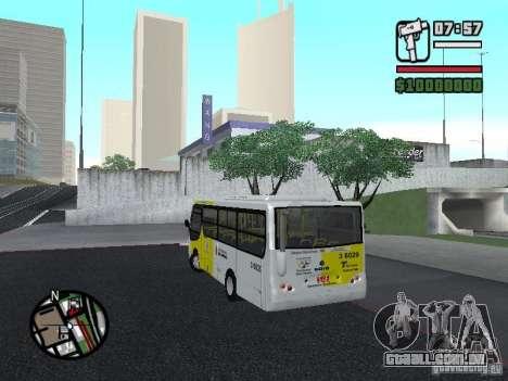 Induscar Caio Piccolo para GTA San Andreas esquerda vista