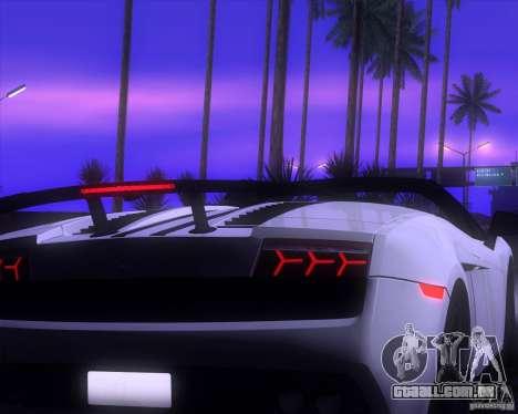 ENBSeries by LeRxaR v4.0 para GTA San Andreas quinto tela
