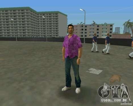 Tommy em HD + novo modelo para GTA Vice City sexta tela