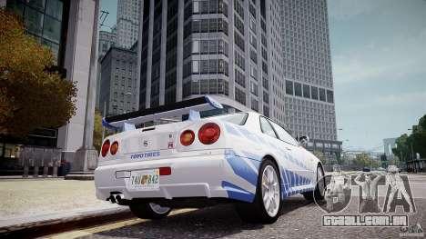 Realistic ENBSeries V1.2 para GTA 4 por diante tela
