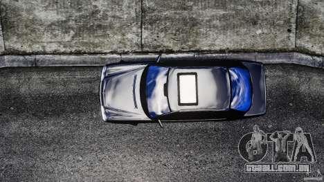Mercedes-Benz E55 AMG para GTA 4 vista direita
