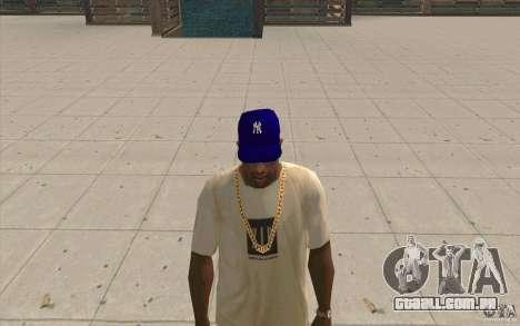 Newyorkyankiys tampa roxa para GTA San Andreas segunda tela