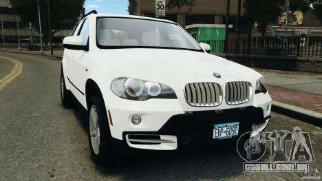 BMW X5 xDrive48i Security Plus para GTA 4
