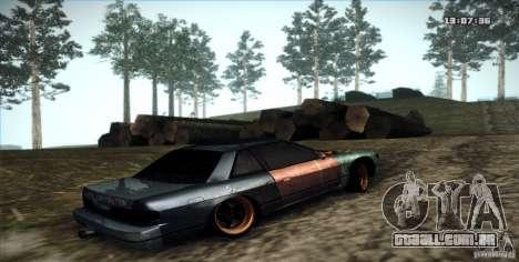 ENB Graphics Mod Samp Edition para GTA San Andreas sexta tela