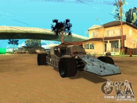 Fast & Furious 6 Flipper Car para GTA San Andreas