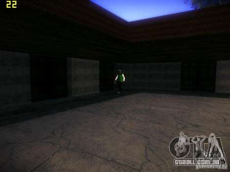 Normal Map Plugin para GTA San Andreas sexta tela