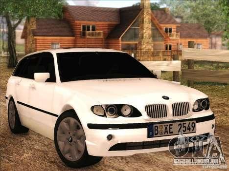 BMW M3 E46 Touring para GTA San Andreas