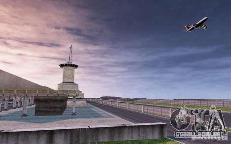 CEA Speedway IV para GTA 4