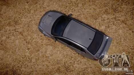 Subaru Impreza WRX STi 2011 para GTA 4 motor
