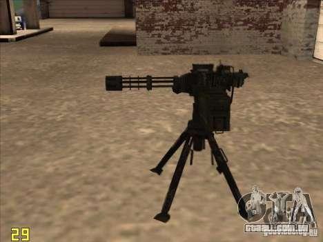 Turrel′ para GTA San Andreas terceira tela