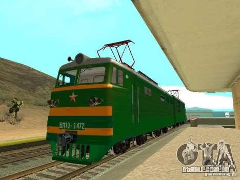 Vl10-1472 para GTA San Andreas