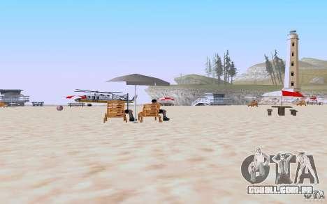 Reality Beach v2 para GTA San Andreas