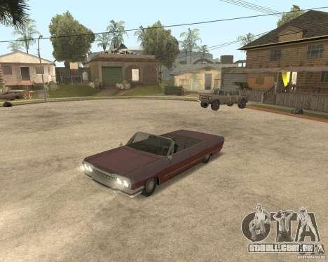 Extreme Car Mod (Single Player) para GTA San Andreas terceira tela