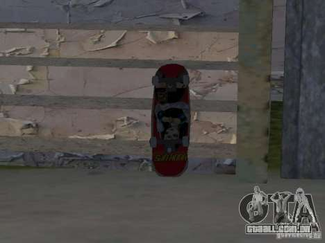 Skate para GTA SA para GTA San Andreas segunda tela