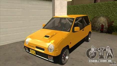 Suzuki Alto Euro para GTA San Andreas