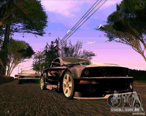 ENBseries V0.45 by 1989h para GTA San Andreas segunda tela