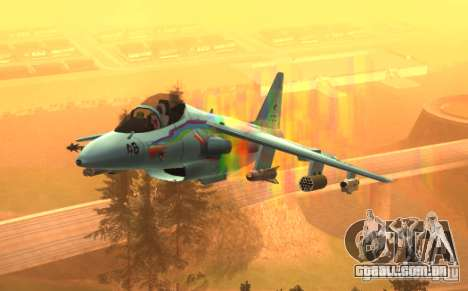 RainbowDash Hydra para GTA San Andreas