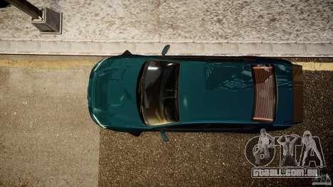Subaru Legacy B4 GT para GTA 4 vista direita