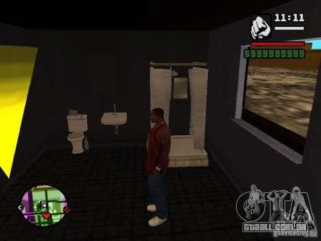 CJ privado para GTA San Andreas