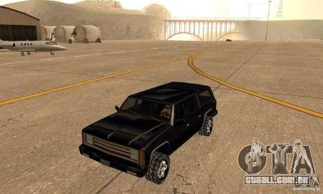 Autumn Mod v3.5Lite para GTA San Andreas nono tela