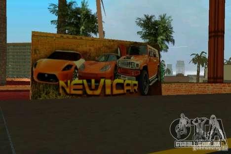 Motorshow para GTA Vice City sexta tela