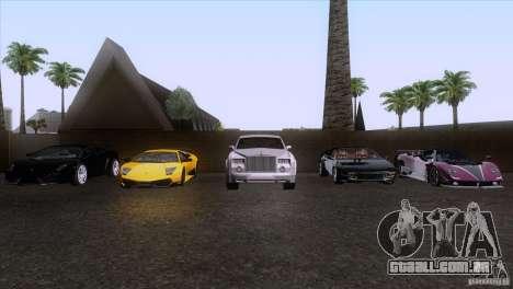 Rolls Royce Phantom Hamann para o motor de GTA San Andreas