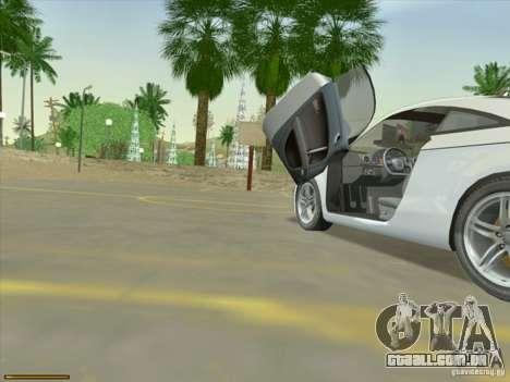 Audi TT Custom para GTA San Andreas vista direita