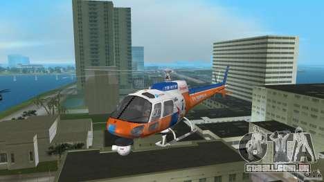 Eurocopter As-350 TV Neptun para GTA Vice City