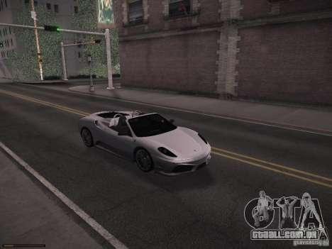 LiberrtySun Graphics ENB v2.0 para GTA San Andreas sexta tela