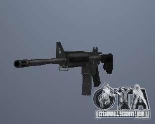 M4 para GTA San Andreas