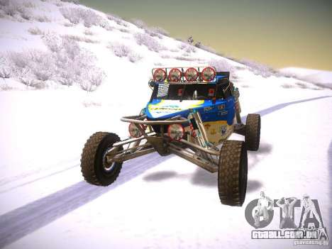 Ickler Jimco Buggy para GTA San Andreas