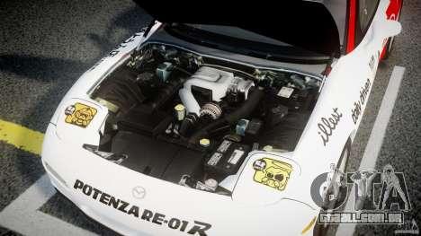 Mazda RX-7 1997 v1.0 [EPM] para GTA 4 vista superior