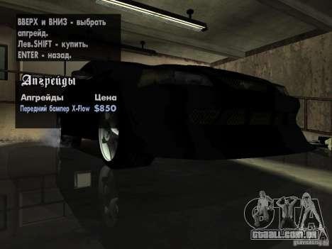 Ford Mustang Cobra R Tuneable para o motor de GTA San Andreas