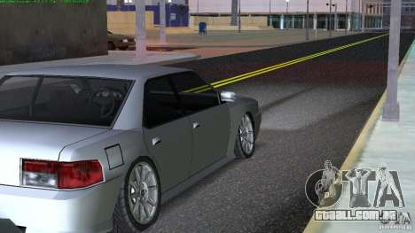 Novos faróis de xenônio para GTA San Andreas terceira tela