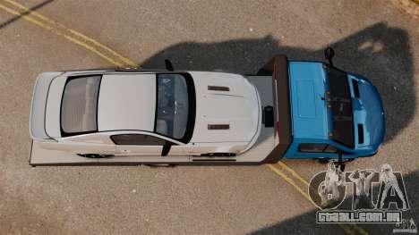 Mercedes-Benz Sprinter 3500 Car Transporter para GTA 4 vista direita