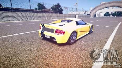 Rossion Q1 2010 v1.0 para GTA 4 vista superior