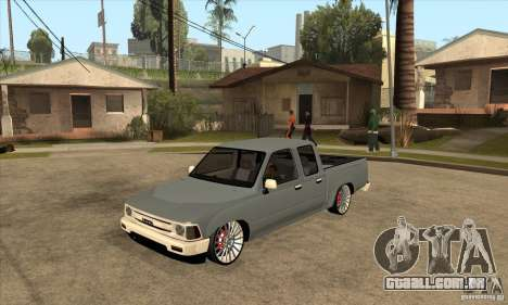 Toyota Hilux 1990 para GTA San Andreas