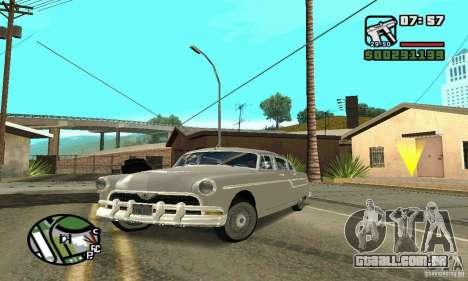 Houstan Wasp (Mafia 2) para GTA San Andreas