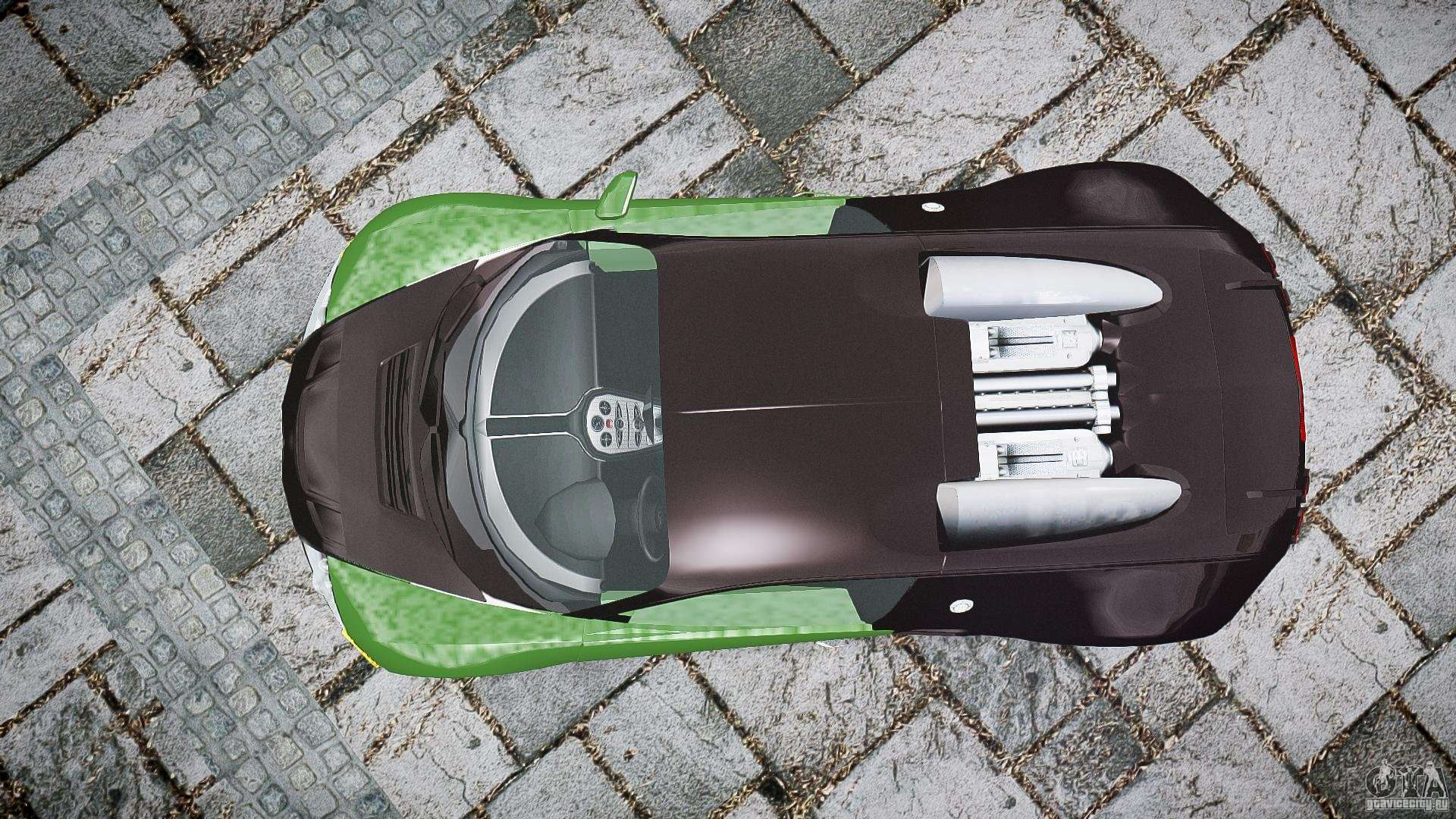 bugatti veyron 16 4 para gta 4. Black Bedroom Furniture Sets. Home Design Ideas