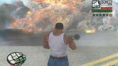 Novos efeitos para GTA San Andreas