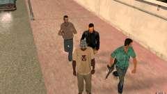 Brigada versão 2.0 para GTA San Andreas