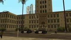 Saída de emergência do LSPD para GTA San Andreas