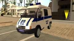 GAZ 2217 Sobol polícia