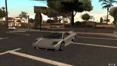 Infernus do GTA 4